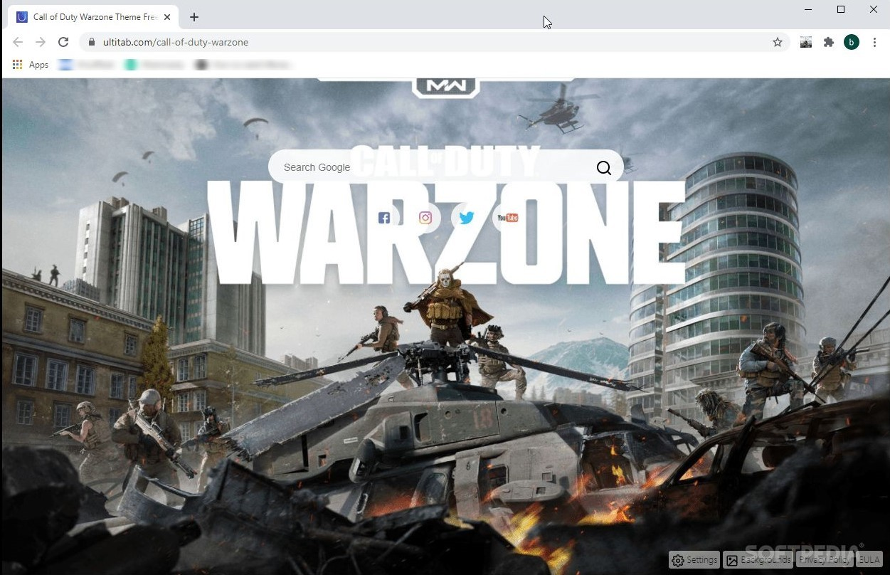 Call of Duty Warzone Wallpapers and New Tab 9 - Free Game Cheats