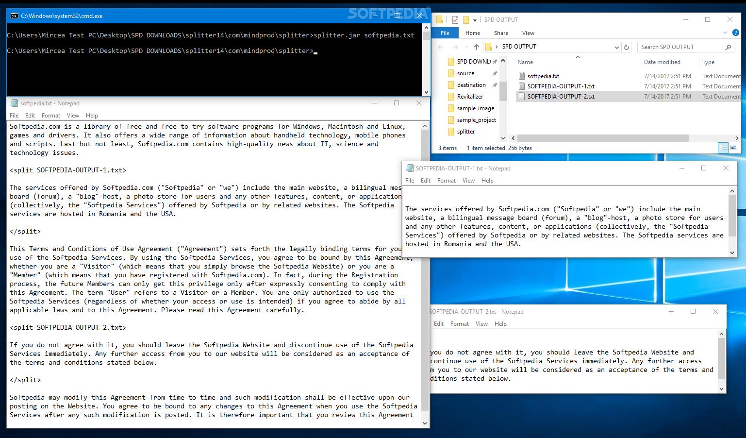 Download File Splitter 1 4 Build 9638