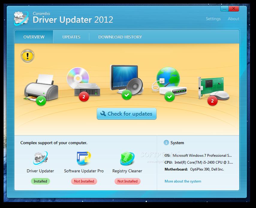 driver downloader crack