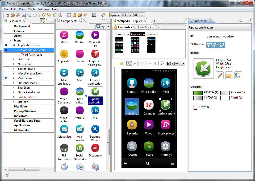 Carbide. Ui s60 theme edition download.