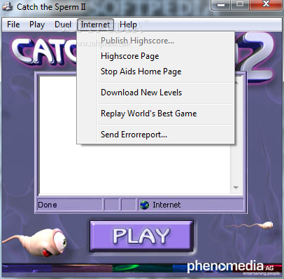 Download Catch the Sperm II 1 0 2 67