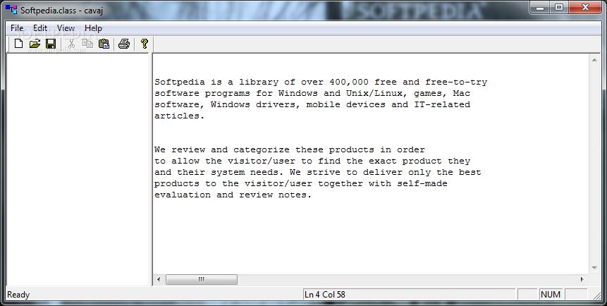 Download Cavaj Java Decompiler 1 11