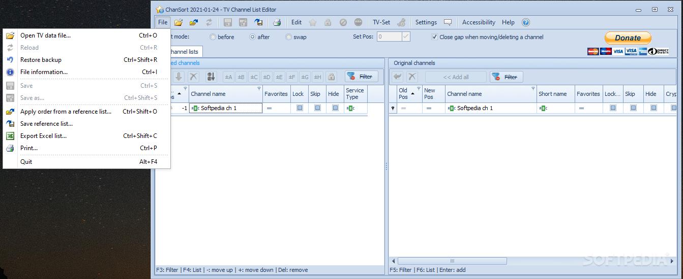 samsung channel list editor 1.09
