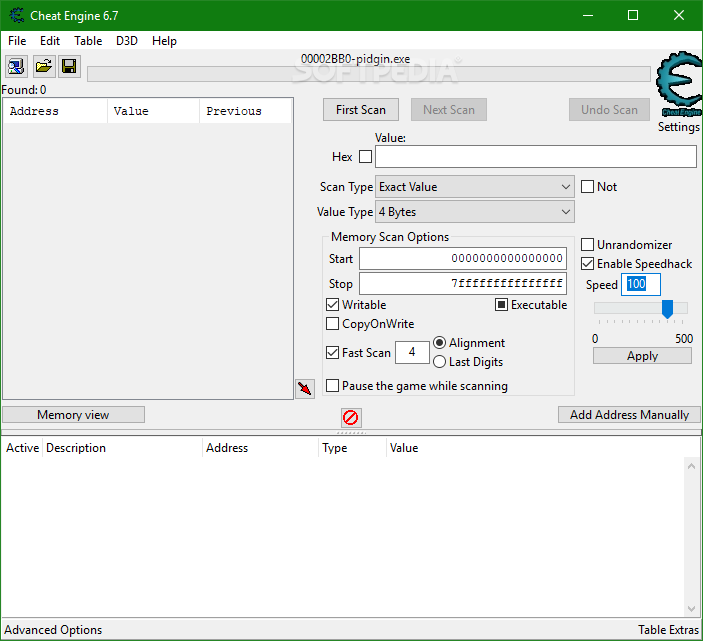 cheat engine 6.7 download 64 bit