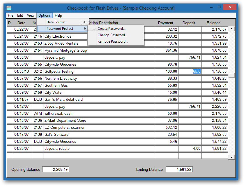 Free checkbook register for mac