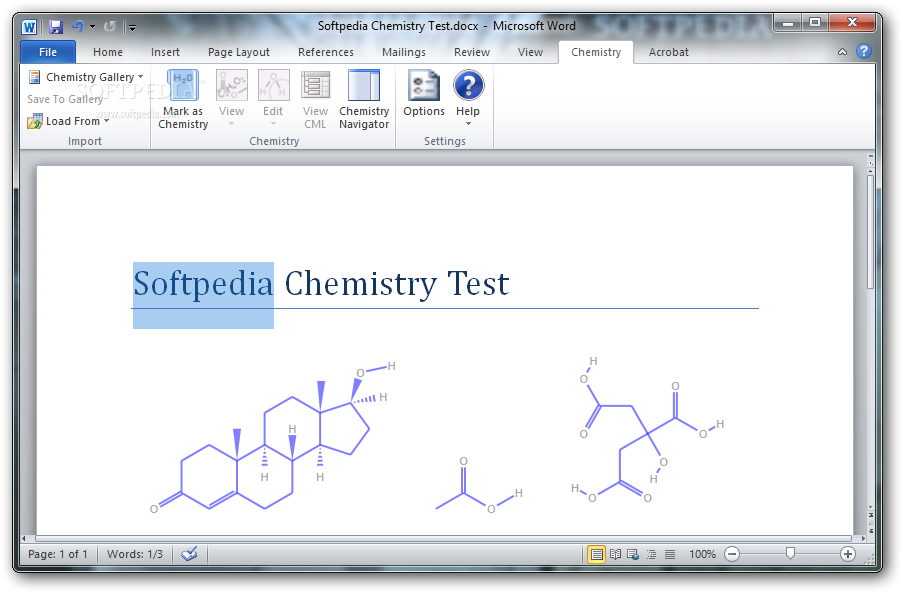download chemistry add in for word 1 0 1 0 1 1 beta