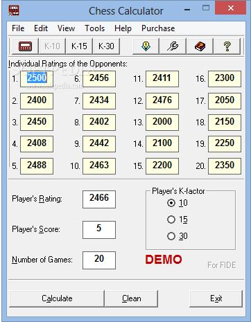 Download Chess Calculator 1 64