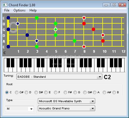 Download Chord Finder 1.0