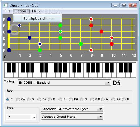 Download Chord Finder 10