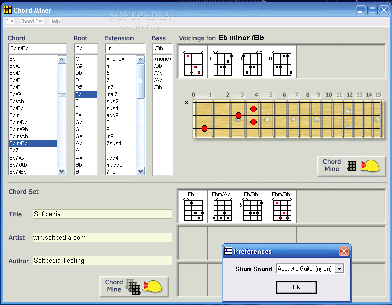 Download Chord Miner 1.0.2