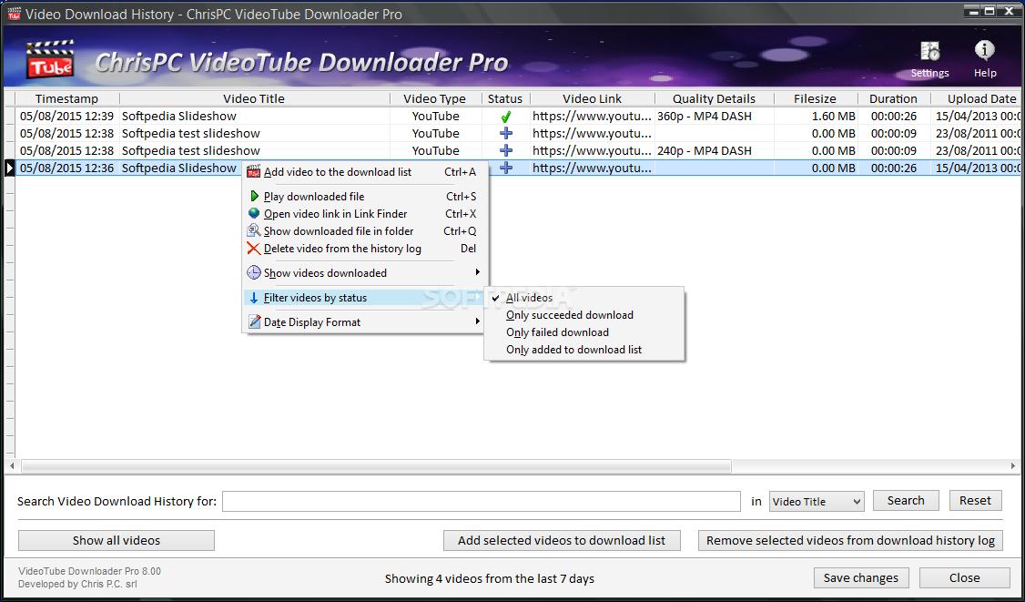chrispc videotube downloader pro 9