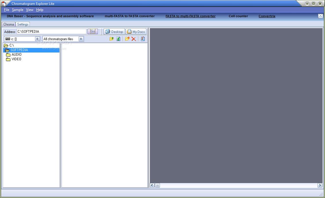 Download Chromatogram Explorer Lite 3 1 1