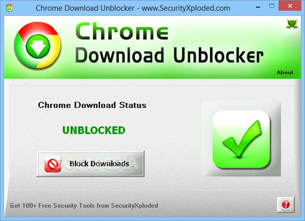 chrome unblock download
