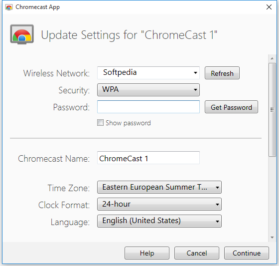 download chromecast extension for windows xp
