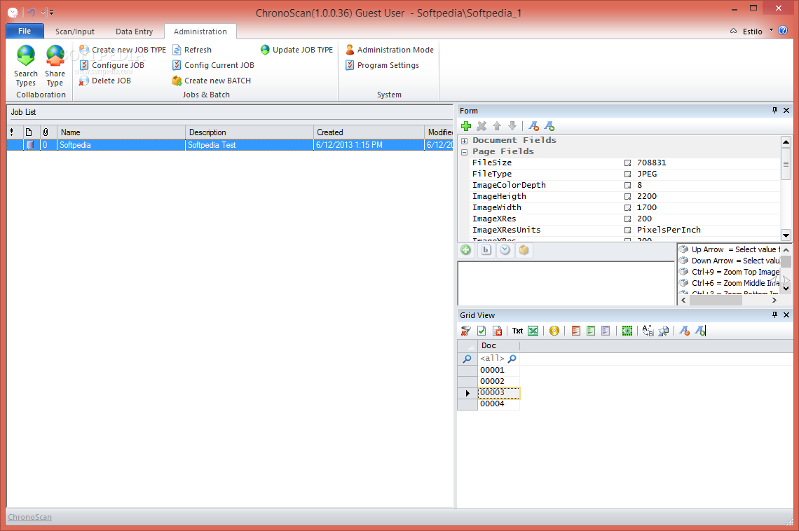 Download Chronoscan Capture 1 0 1 85
