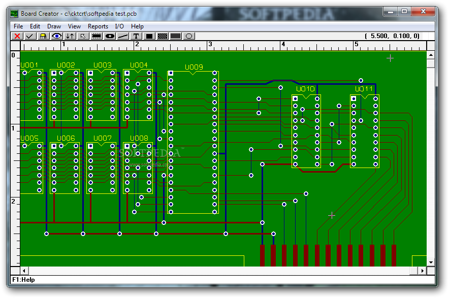CadSoft EAGLE PCB Trainer download for windows 8 free version ...