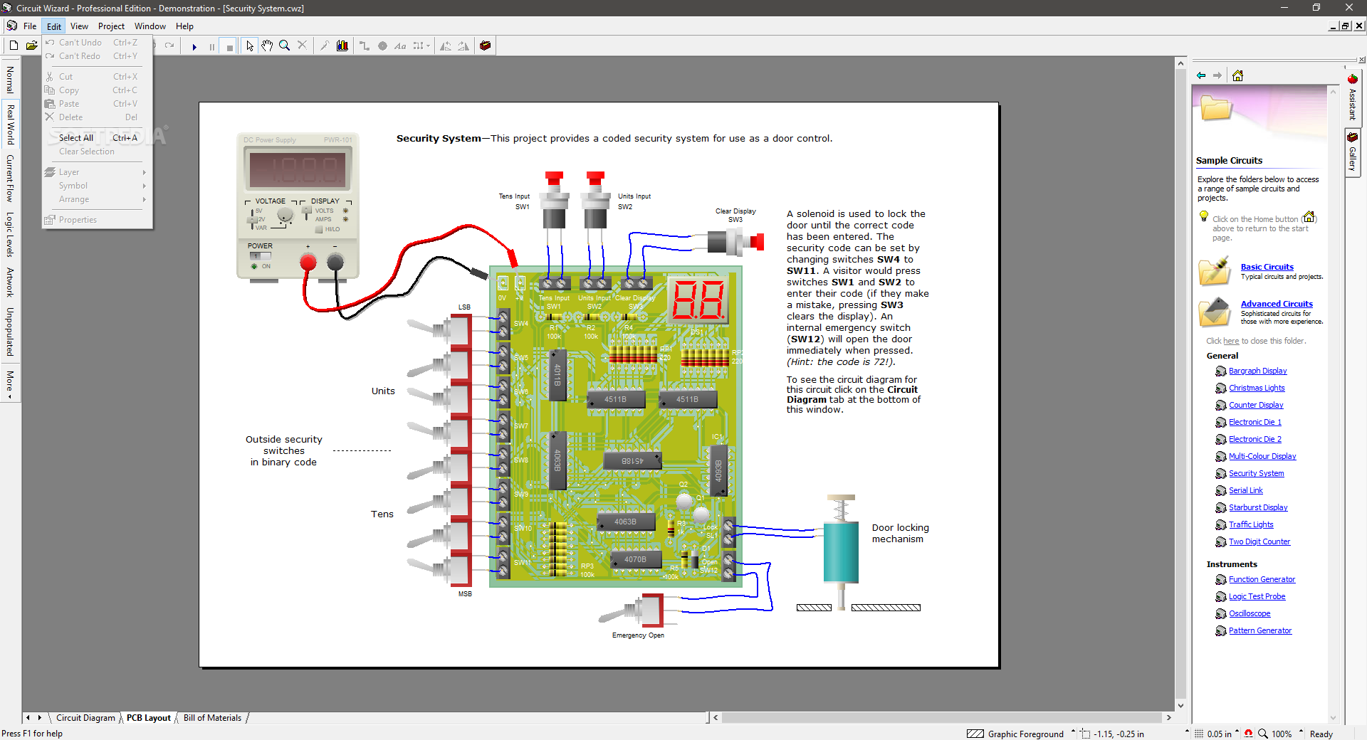 Designer Vision System Circuit - Wiring Diagram For Light Switch •