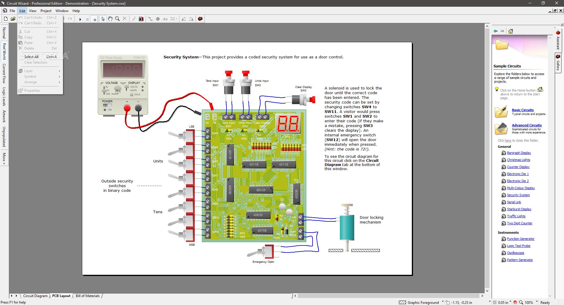 download circuit wizard professional edition 1 60 rh softpedia com