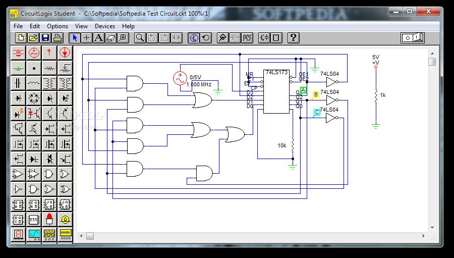 Electrical Circuit Simulator - Circuit Diagram Images on