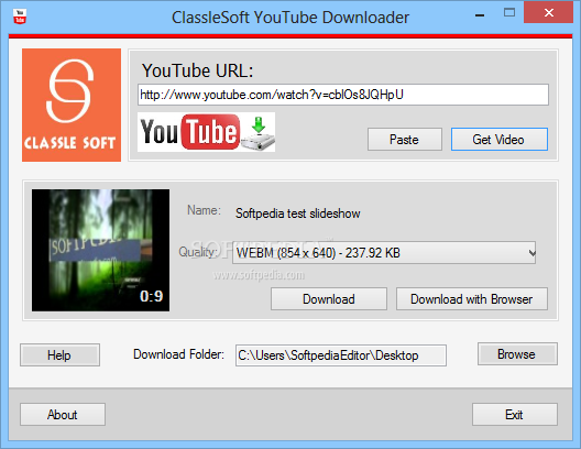 how to use youtube downloader in pc