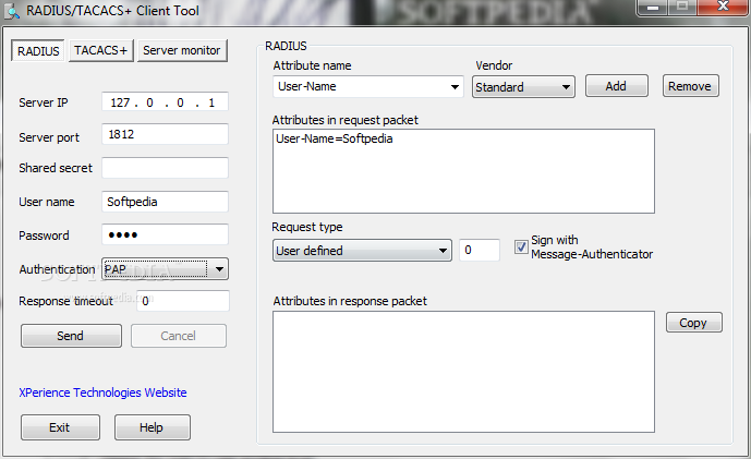 Download ClearBox TACACS+ RADIUS Server 4 4