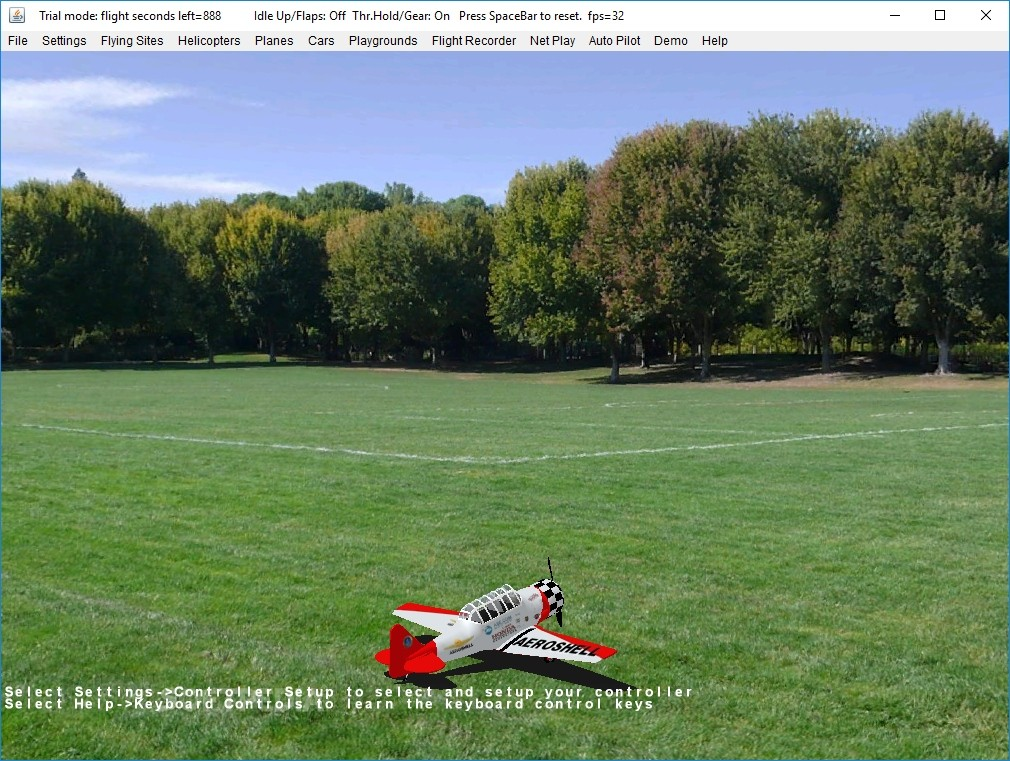 free rc flight simulator for windows 7