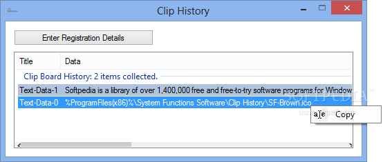 how to download a glip history