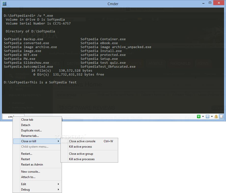 jl_cmder windows 7 32 bit