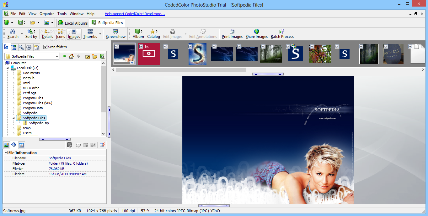 CodedColor PhotoStudio 8.0.2.0