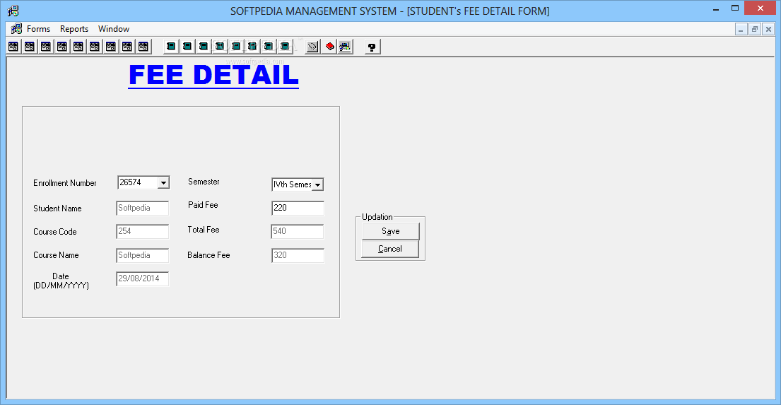 Download College Management System 2 0 0