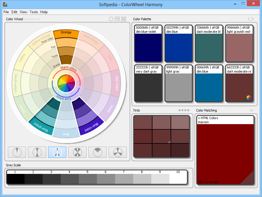 Download Colorwheel Harmony 2 4