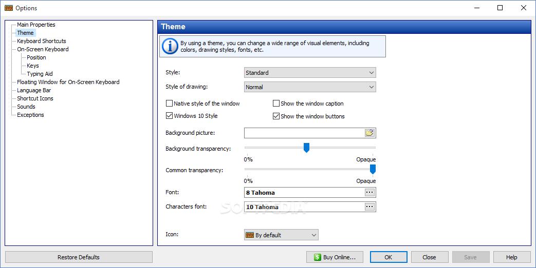 Download Comfort On-Screen Keyboard Lite 9 0 4 0