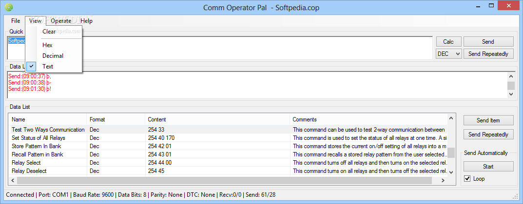 Comm Operator Pal Download