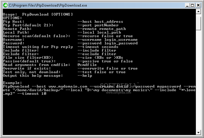 How to download and upload files using ftp command line – tecadmin.