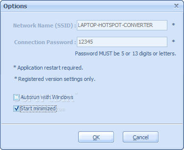 Download Compaq Laptop to Hotspot Converter