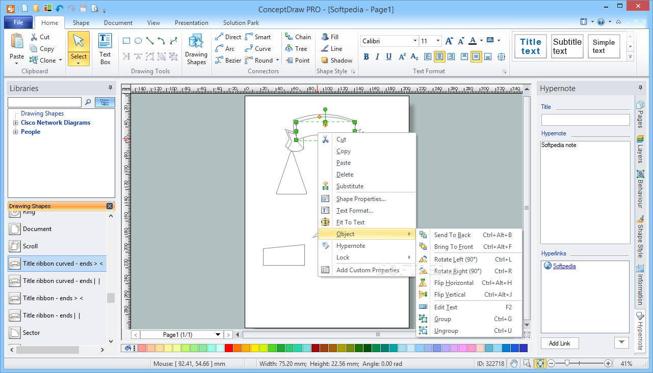 Download Conceptdraw Office 5 0 0 3