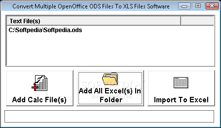 How to convert ODS files to PDF format