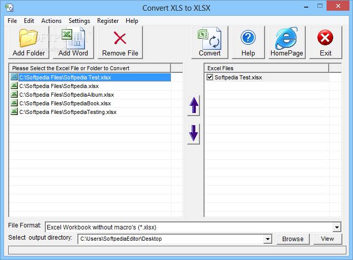 Download Convert XLS to XLSX 29 11 15