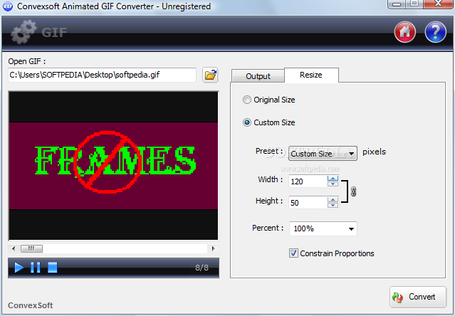Download convexsoft animated gif converter 24 negle Gallery