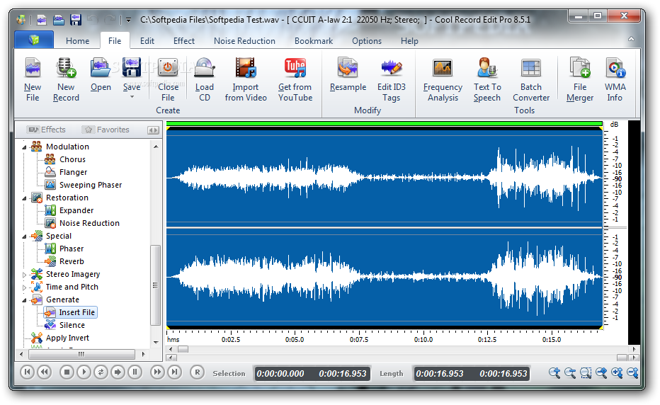 Best Free Open Source Audio Editor Recorder And Music Maker Software