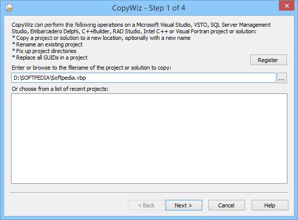 Download CopyWiz 5 1