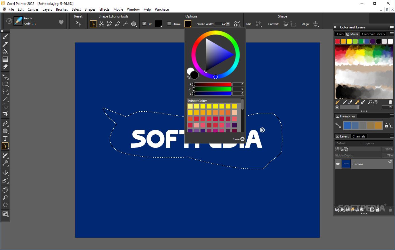 Download Corel Painter 2020 20 0 0 256