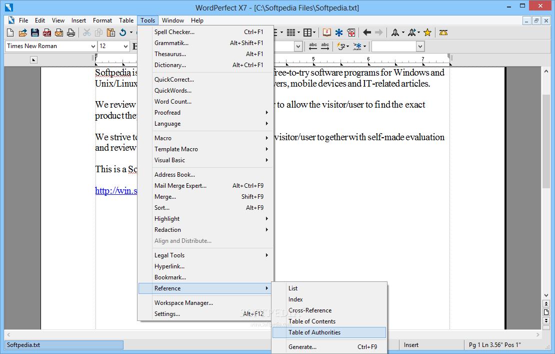 Download Corel Wordperfect Office X9 19 0 0 325