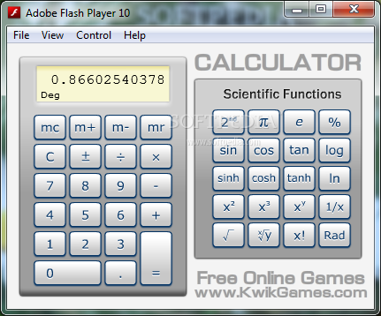 Download Scientific Calculator