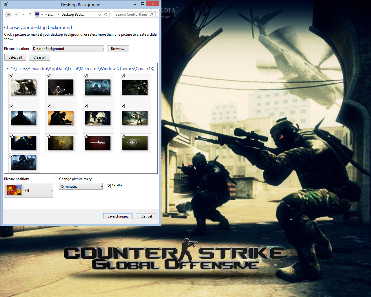 Counter strike global offensive windows 8 theme strona jak opskins