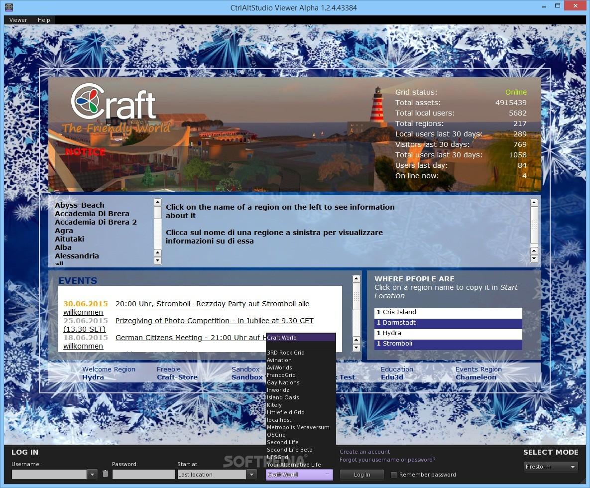 Download CtrlAltStudio Viewer 1 2 1 Build 41169 / 1 2 6