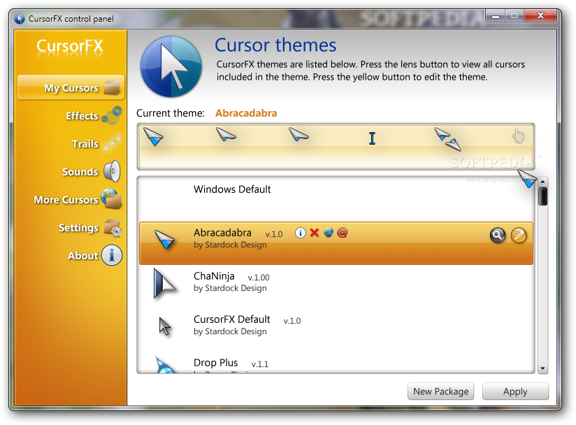 free download mouse pointers for windows 7