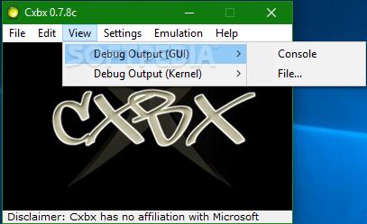 Download Cxbx 0 7 8c