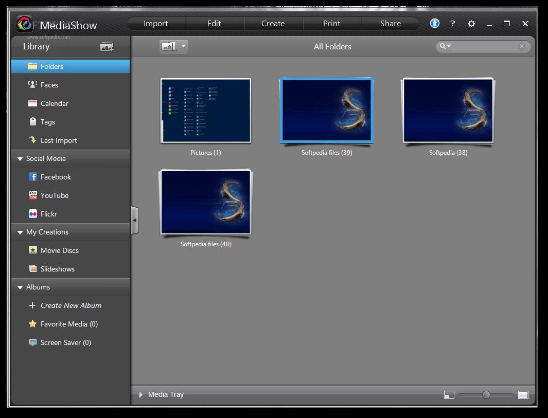 Cyberlink MediaShow Deluxe 6 64 bit width=