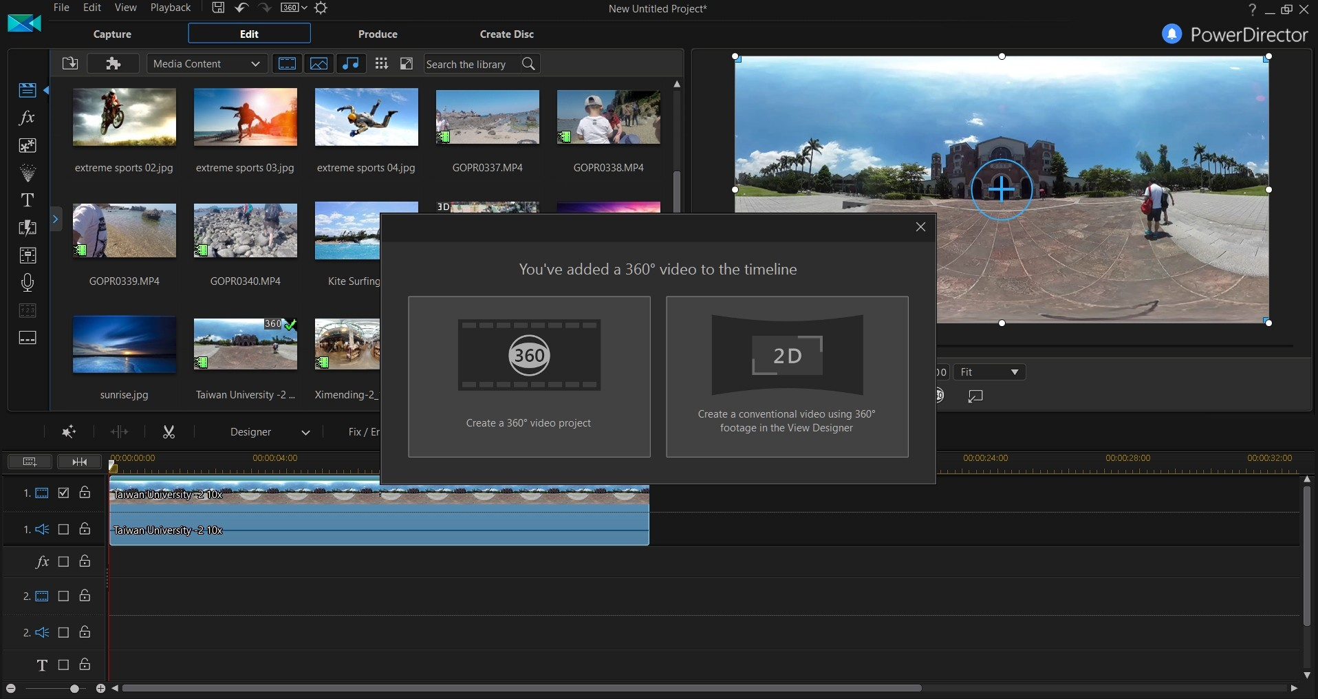 Precision Video Editing Features